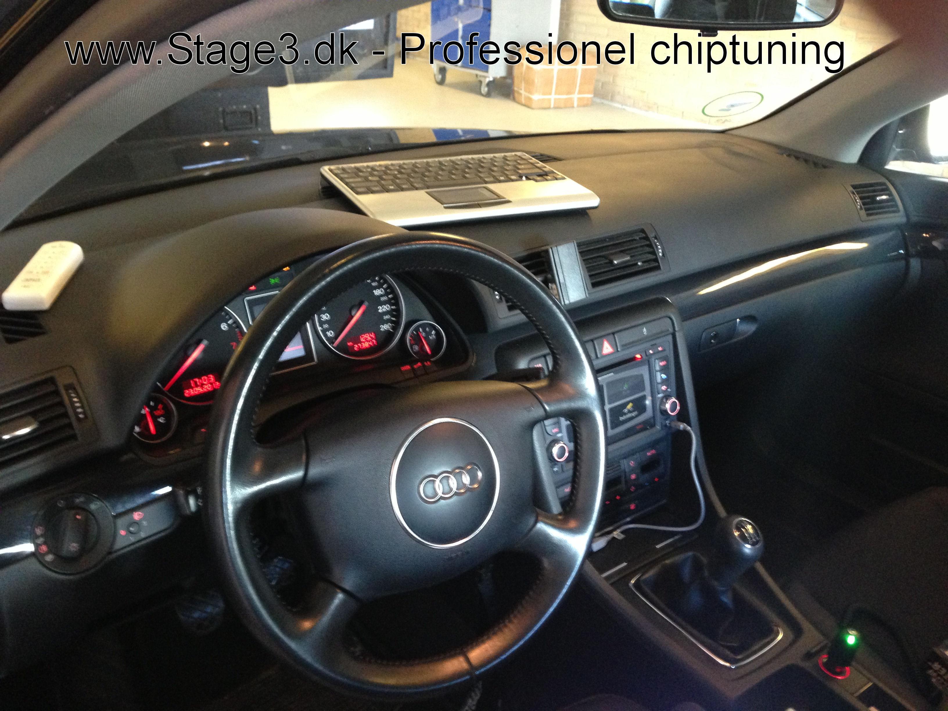 Audi A4 1.8 turbo 2003 – 163 HK egas (6)