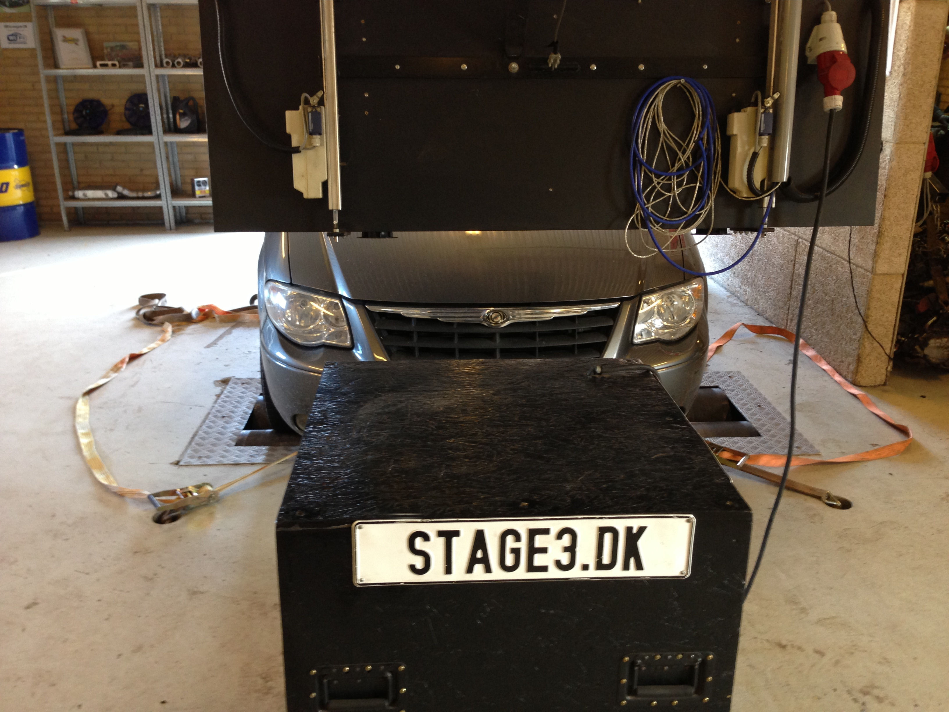 Stage3 Chrysler chiptuning
