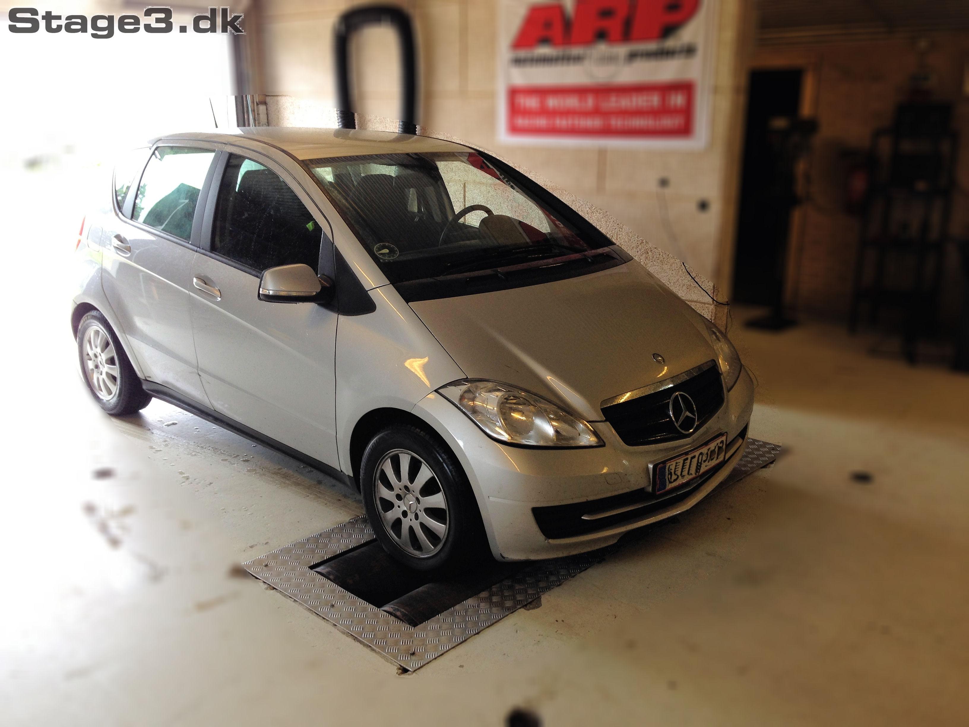 Mercedes a180 CDI (3)