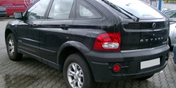 SsangYong_Actyon chiptuning
