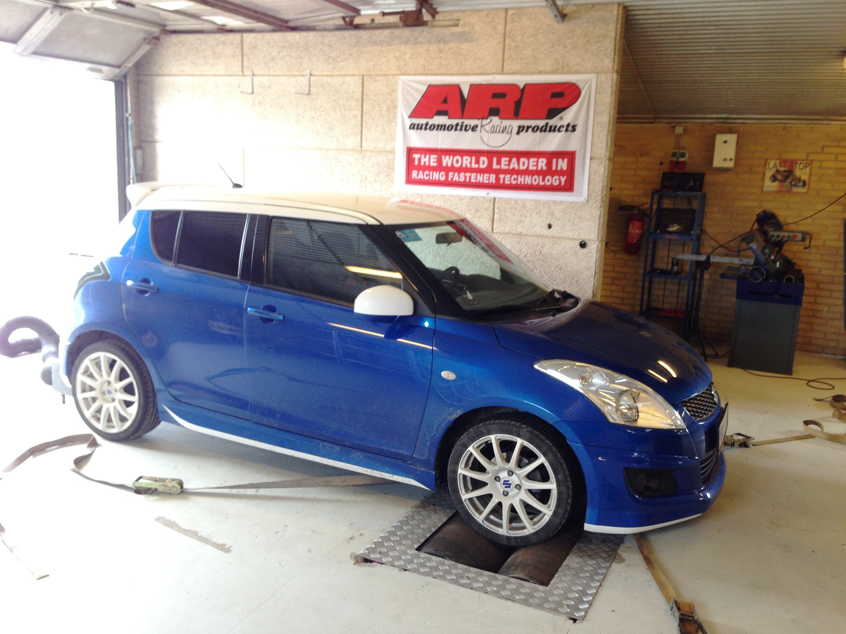 Suzuki Swift chiptuning (4)