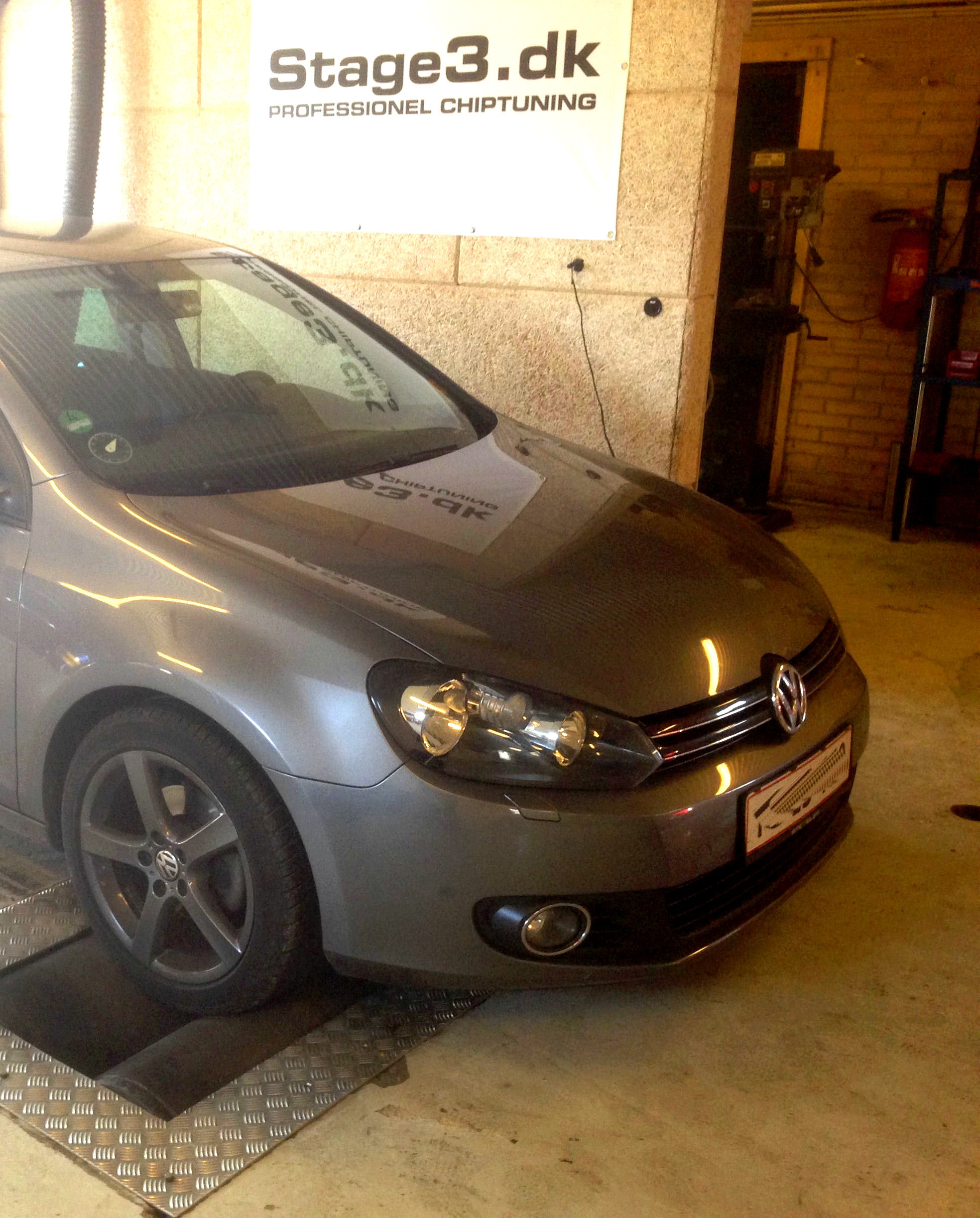 VW Golf 6 TDI 2liter (4)