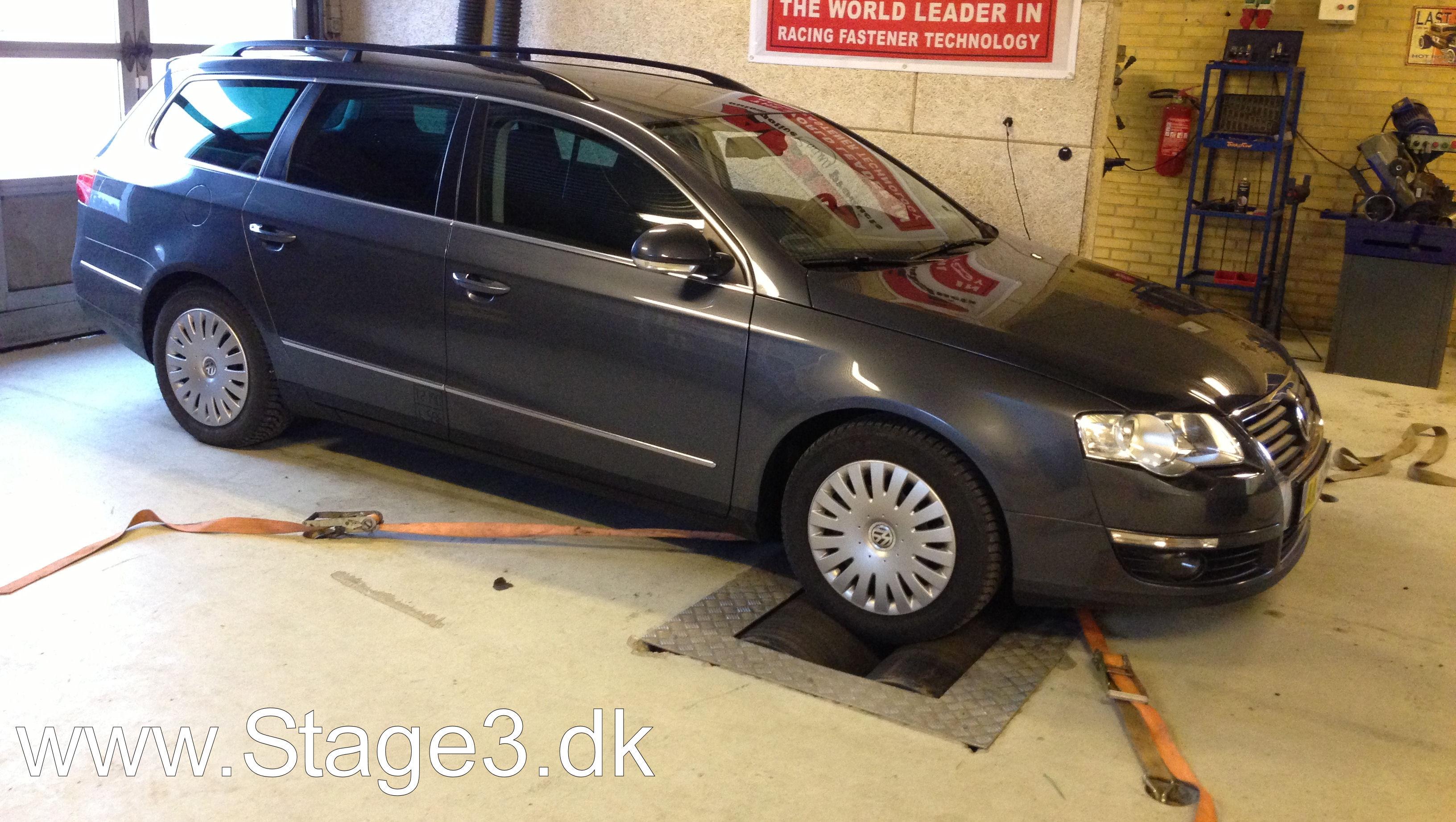 VW Passat 140 HK 2010 chiptuning (2)