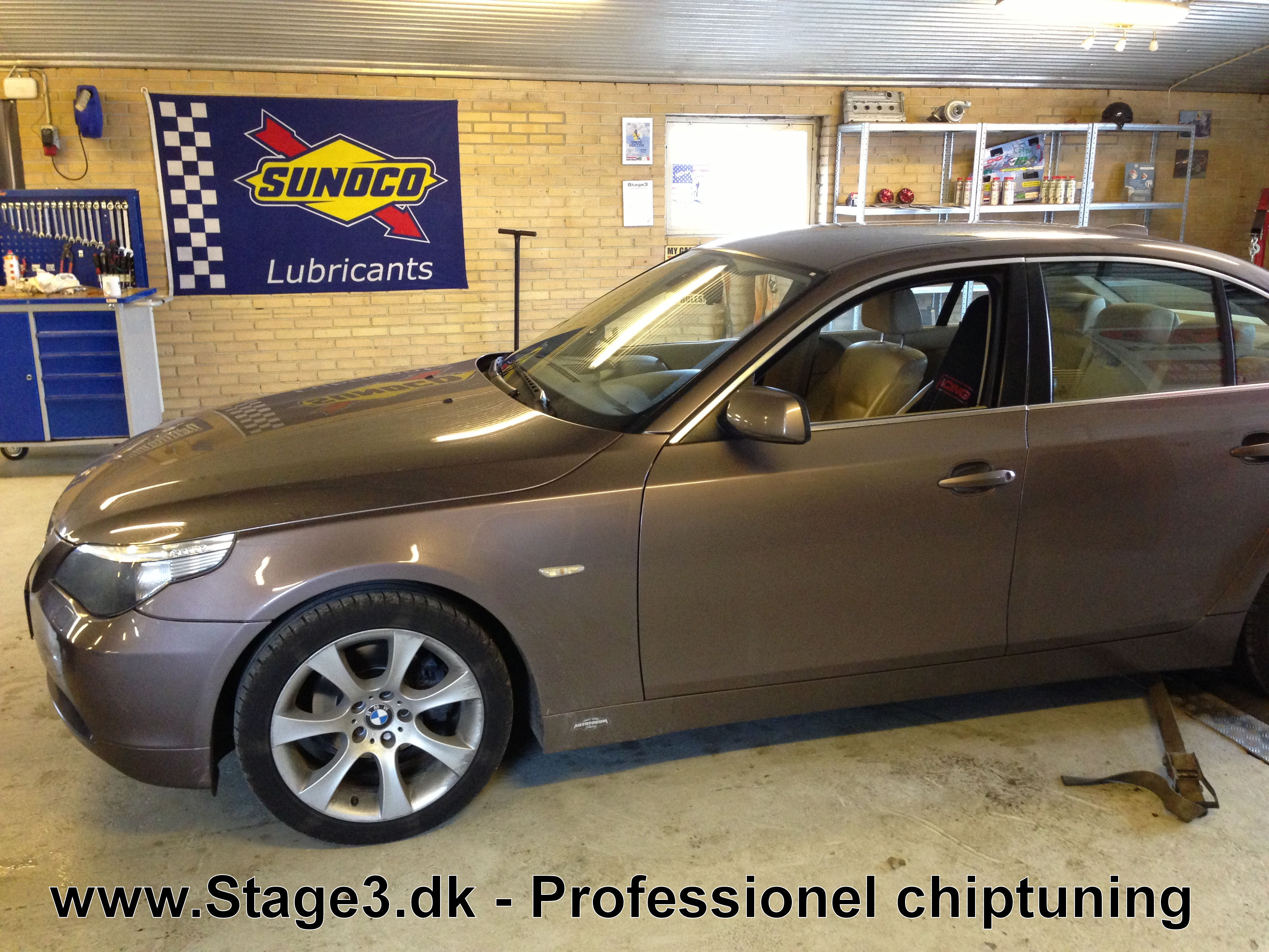 BMW 520d chiptuning (1)