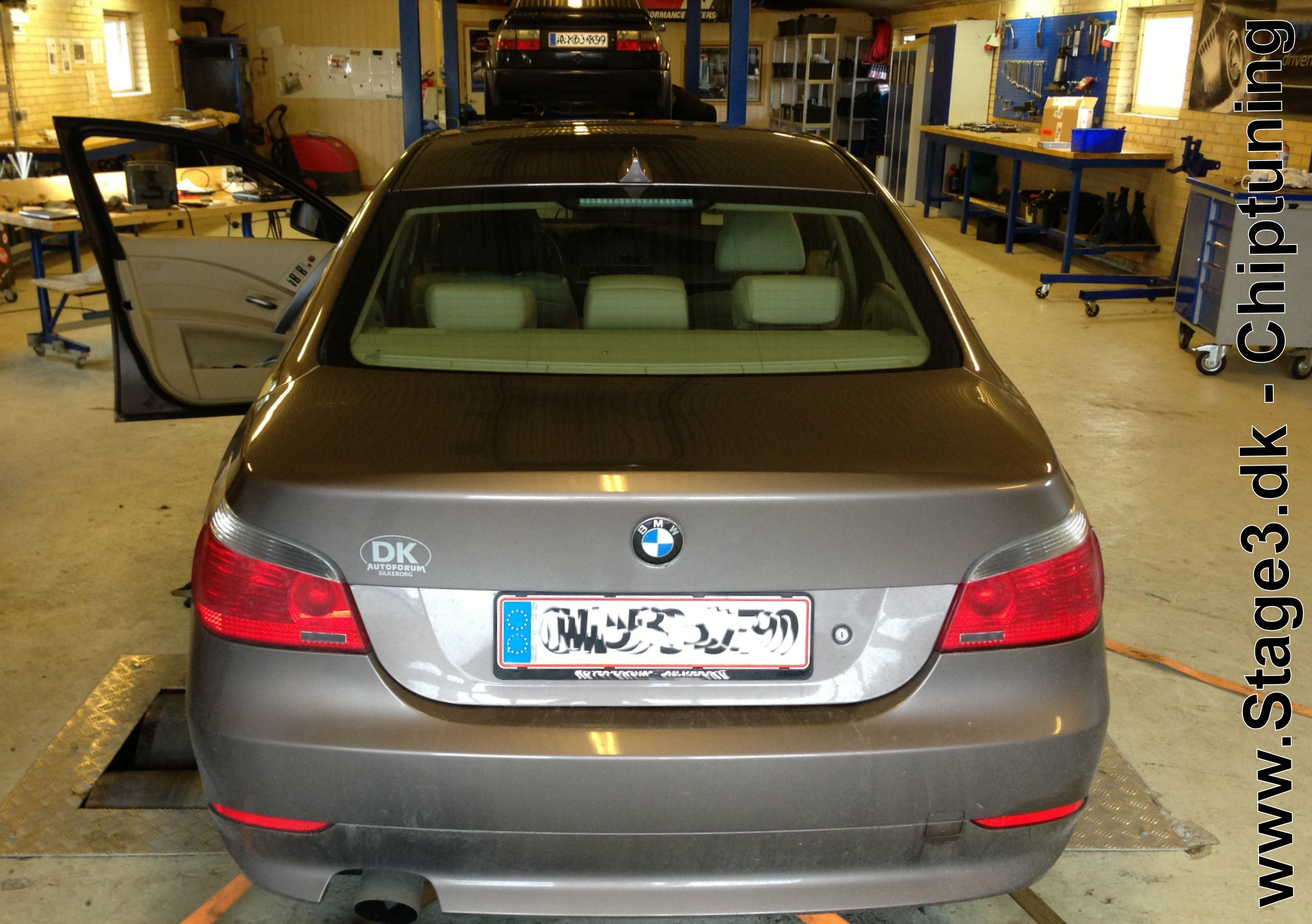 BMW 520d chiptuning (2)