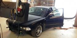 BMW E39 540i V8 motorsport – Drift  (1)