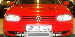 VW Golf 4 Turbo intercooler
