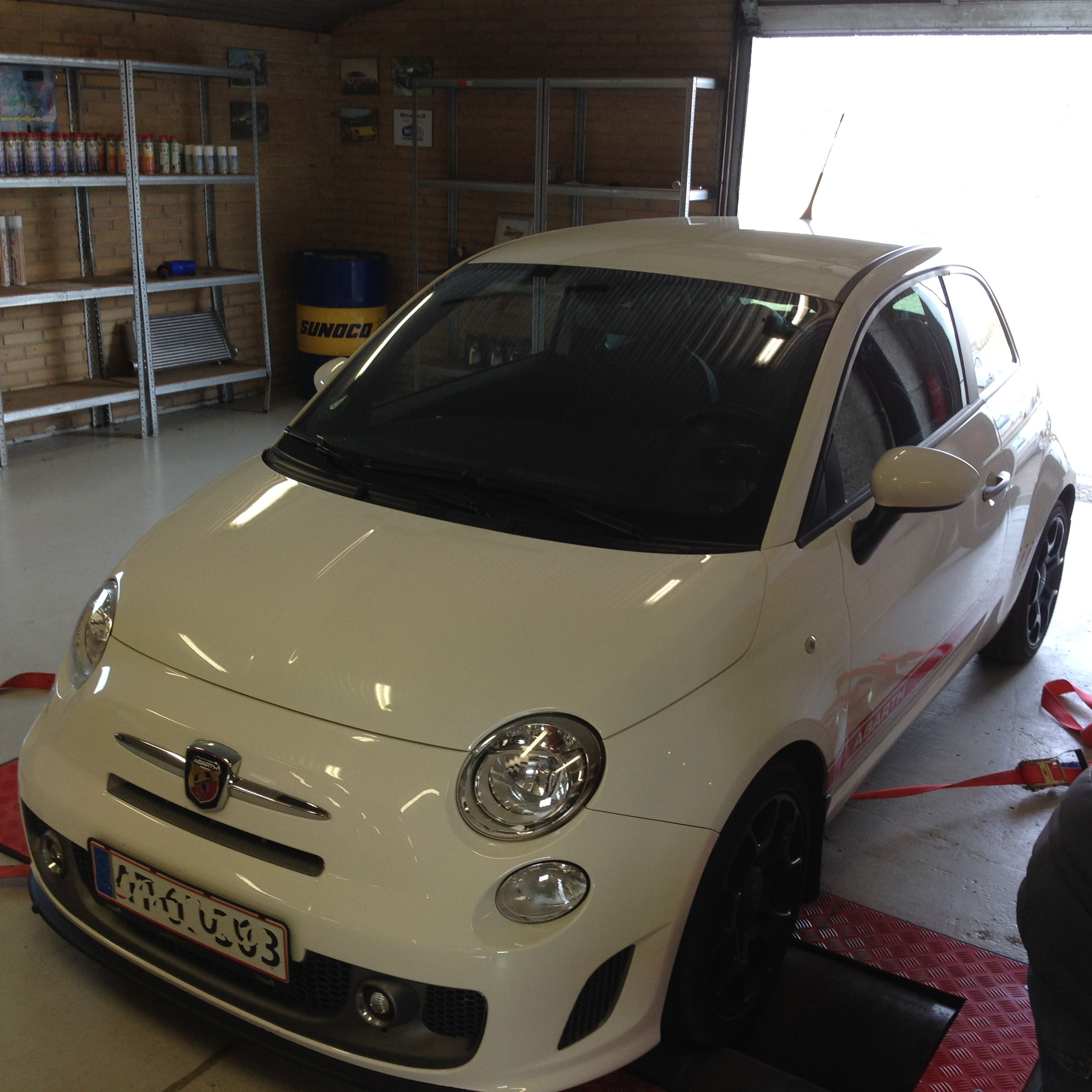 Fiat 500 Abarth chiptuning