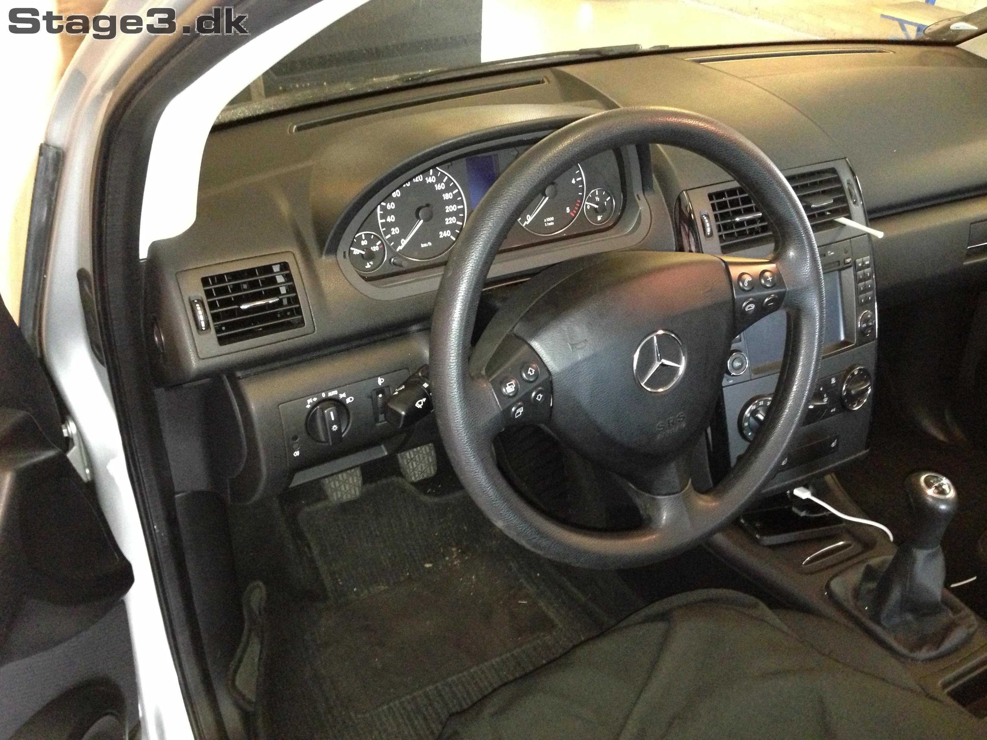 Mercedes a180 CDI (1)