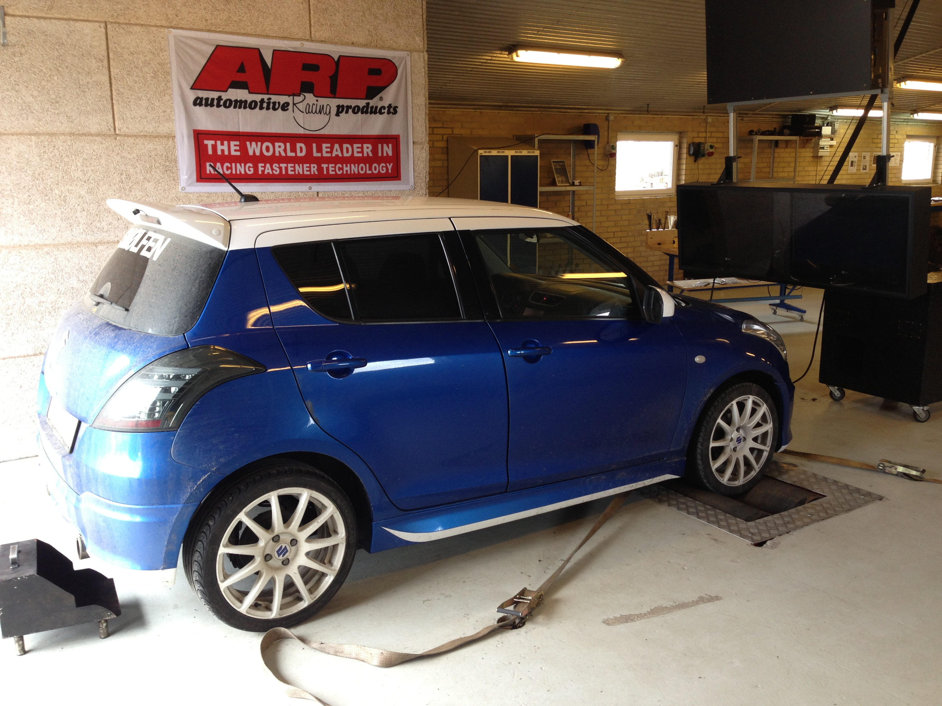 Suzuki Swift chiptuning (1)