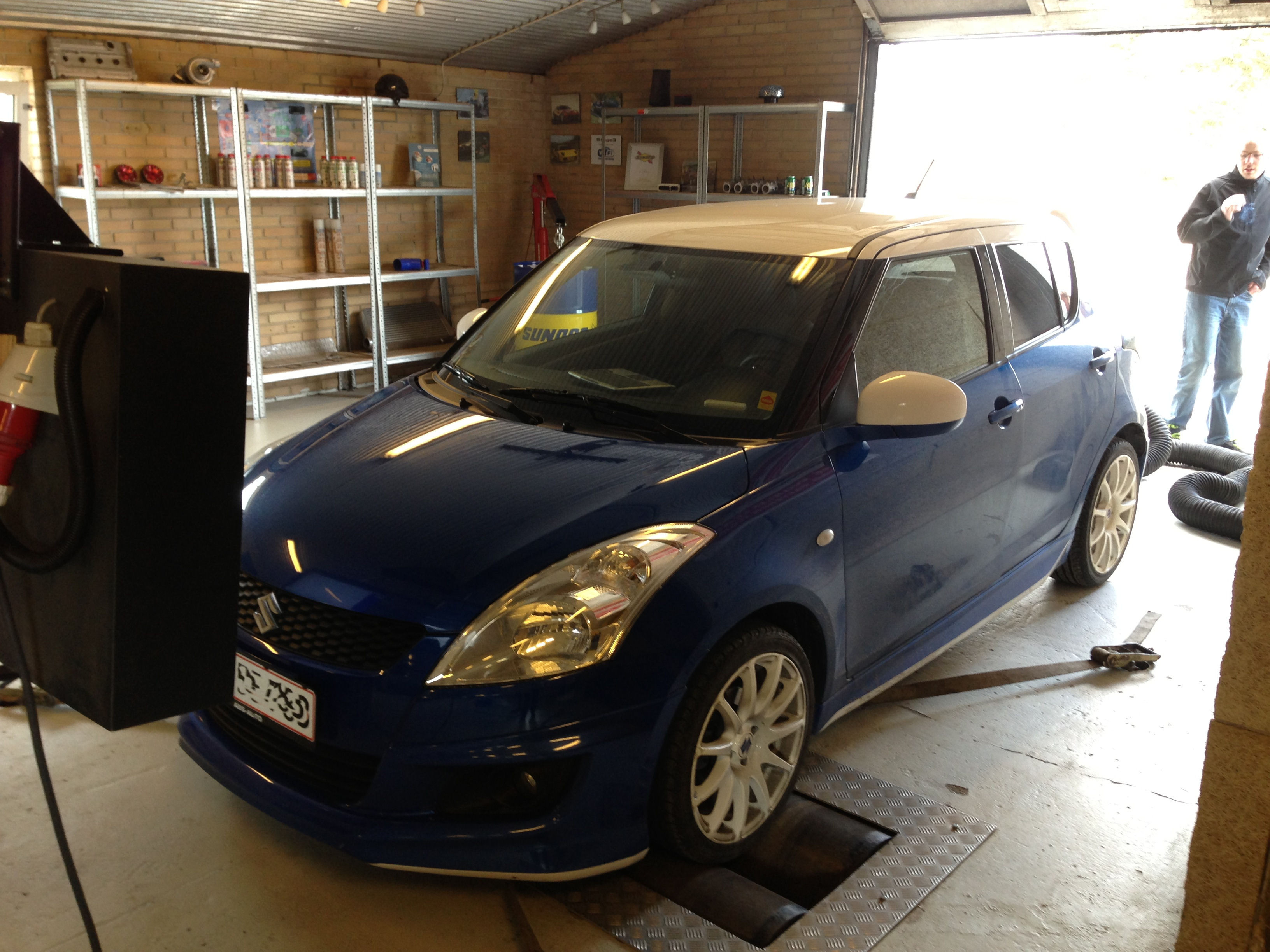 Suzuki Swift chiptuning (2)