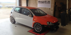 VW Golf 5 R32 chiptuning stage3