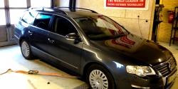 VW Passat 140 HK 2010 chiptuning (1)