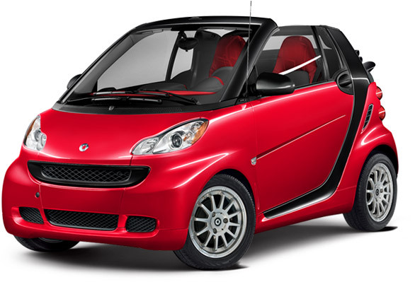 used-smart-car-fortwo-red
